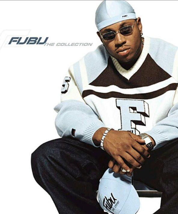 Fubu ad featuring LL Cool J.